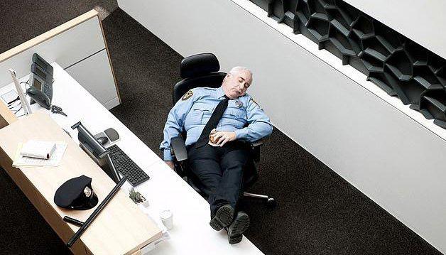 Gian lận ngày công của nhân viên bảo vệ