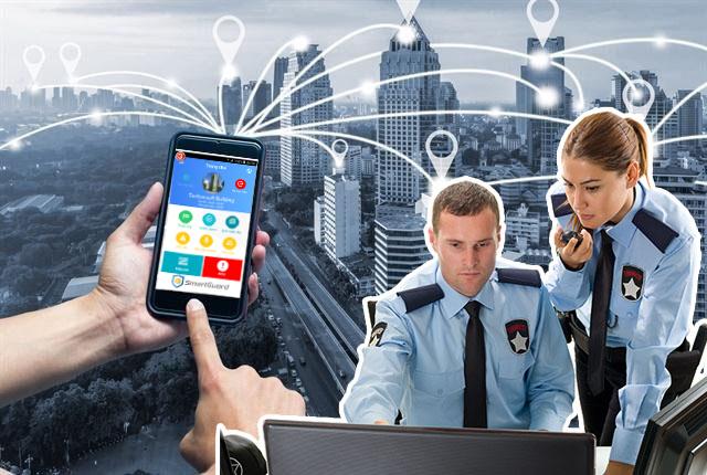 7 lợi ích khi giám sát tuần tra bảo vệ bằng điện thoại di động của SmartGuard